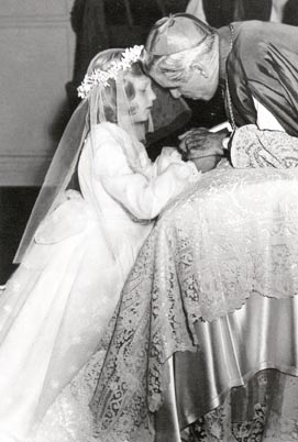 Ist Communion of Mary Christine, Princess of Belgium