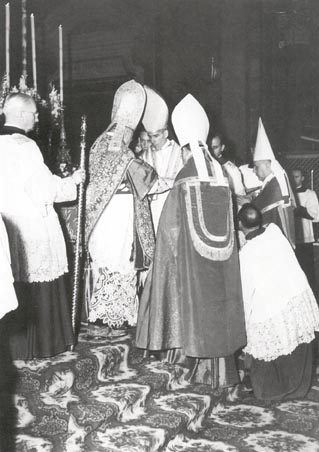 Consecration of Bishop Sheen