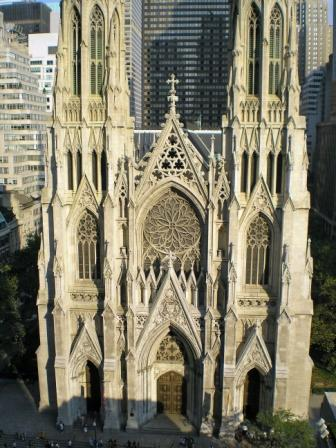 St. Patrick's of New York
